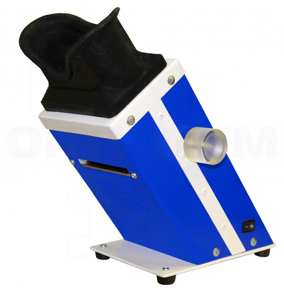 Диафаноскоп ДСЗ-2М для определения стекловидности зерна