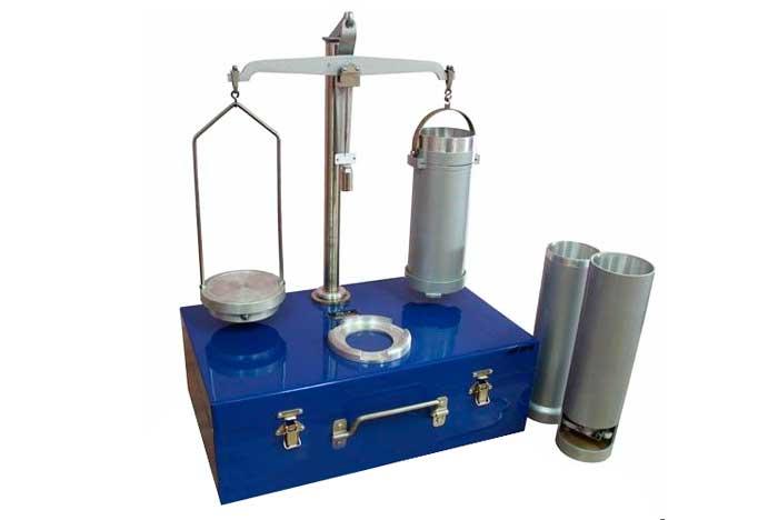 Пурка литровая с падающим грузом У1-ПХ1